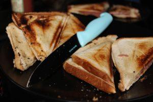 sendvič hotový