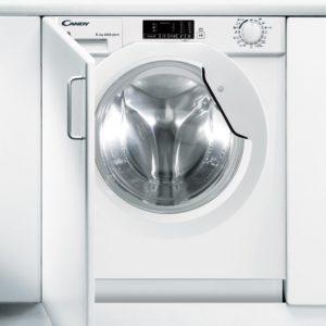 vestavěna pračka se sušičkou Candy CBWD 8514D-S pračka
