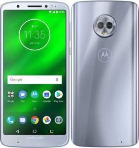 Motorola Moto G6 Plus fotomobil
