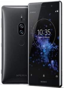 Sony Xperia XZ2 Premium Dual SIM fotomobil
