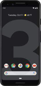 fotomobil Google Pixel 3