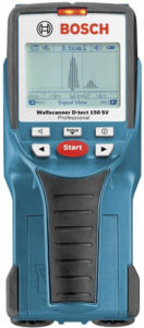 Detektor kovu BOSCH D-TECT 150SV Professional