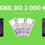 Nejlepší mobil do 3000 Kč: Výběr 10 mobilů
