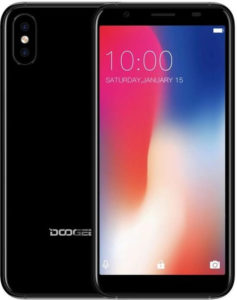 mobil Doogee X55 DualSIM