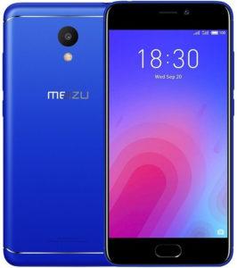 mobil Meizu M6