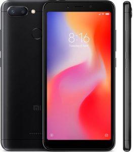 mobil Xiaomi Redmi 6 3GB 32GB