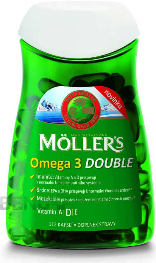 Mollers Omega 3 Double