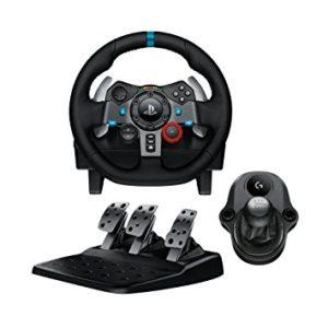 herni volant logitech g29