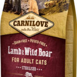 Krmivo pro kočky: Srovnání