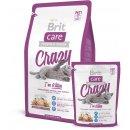 Krmivo pro kočky Brit cat kitten Care Crazy I'm 7 kg