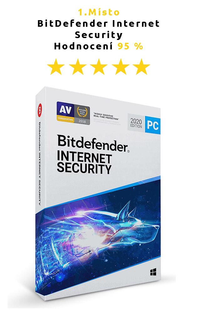 antivirus BitDefender Internet Security 2020