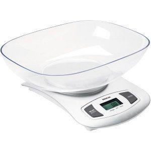 Váhy s odnímatelnou miskou