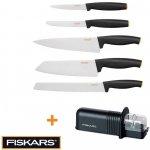 Kuchyňský nůž Fiskars 1023811 Functional Form 5 ks