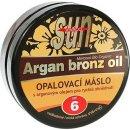 Opalovací krém - přípravek na opalování SunVital Argan Bronz Oil máslo na opalování SPF6 200 ml
