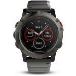 Sportovní hodinky - sporttester Garmin Fenix5X Sapphire
